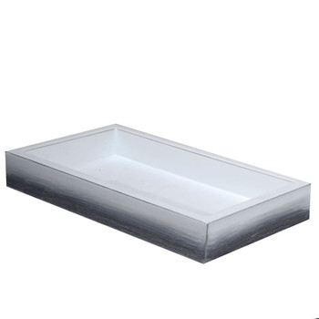 Mike & Ally Ombre Small Rectangle Tray