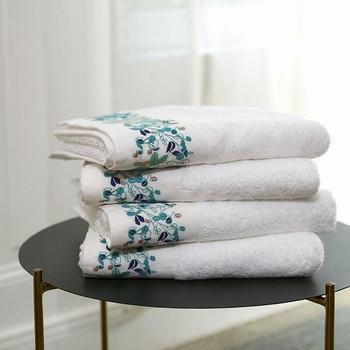 Yves Delorme Flora Bath Towel
