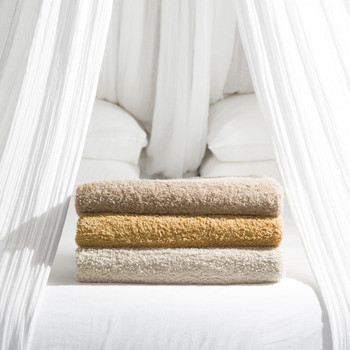 Abyss & Habidecor Super Pile Bath Sheet