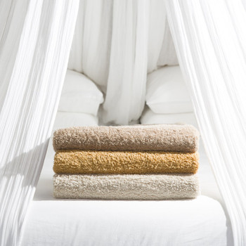 Abyss & Habidecor Super Pile Bath Towel Collection