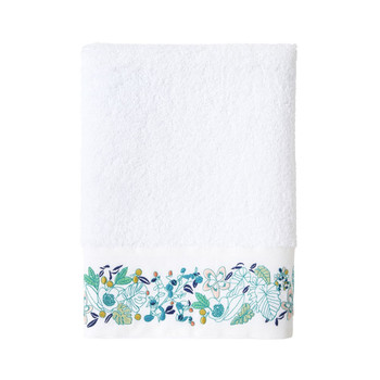 Yves Delorme Flora Bath Towel Collection