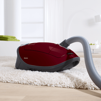 Miele Complete C3 Canister Vacuum for Soft Carpet