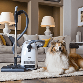 Miele Complete C3 Cat & Dog Canister Vacuum