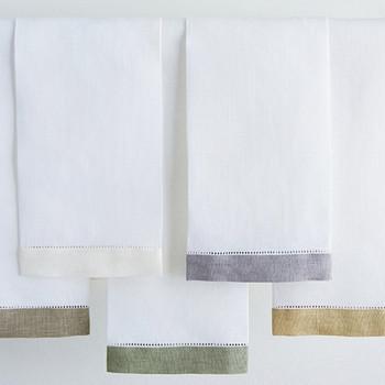 Sferra Filo Guest Towel Pair