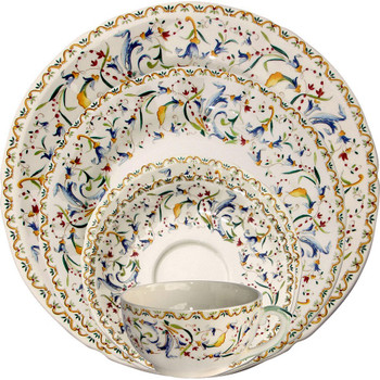 Gien Toscana Dinnerware Collection
