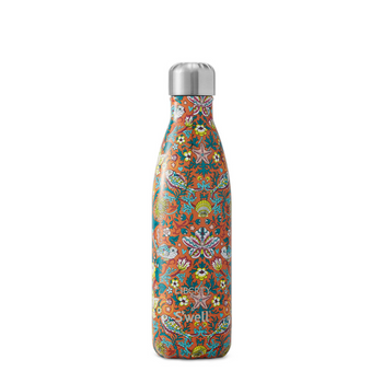 S'well Liberty By Sea Collection Collection Insulated Stainless Steel Water Bottle - Morris Reef - 17oz