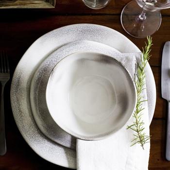 Vietri Aurora Ash Dinnerware Collection