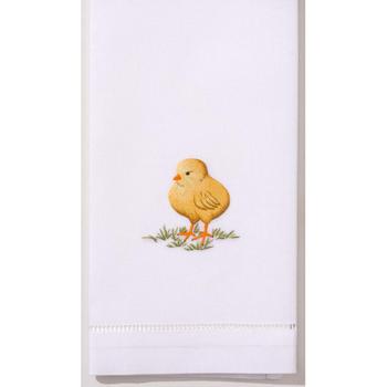 Henry Handwork Chick Guest Towel