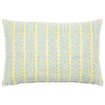 John Robshaw Paccha Saffon Decorative Pillow with Insert