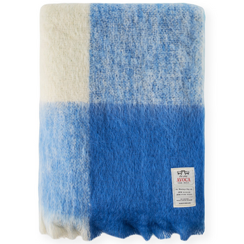 Avoca Sky Mohair Throw
