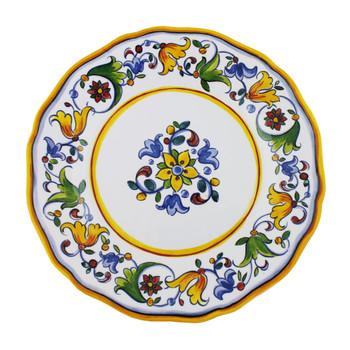 Le Cadeaux Capri Dinner Plate
