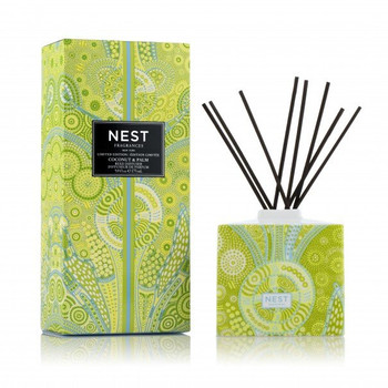 Nest Limited Edition Reed Diffuser - Coconut & Palm