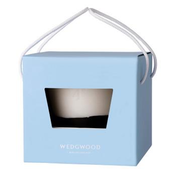 "Wedgwood Burlington Pot 4"" (Black & White)"