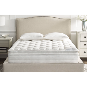 "Sferra Sonno Notte Low-Profile Luxury Firm Mattress, 5"" Foundation"