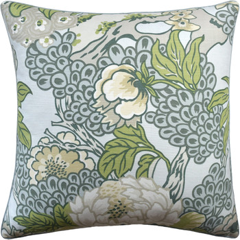 Ryan Studio Honshu Robin's Egg Decorative Pillow