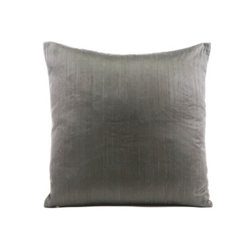 Aviva Stanoff Racy Set Cinder Decorative Pillow - 20x20