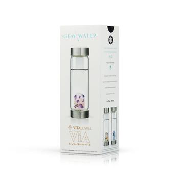 Gem-Water Fitness Bottle by VitaJuwel