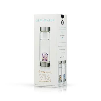 Gem-Water Boss Babe Bottle by VitaJuwel
