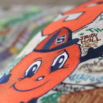 Catstudio Syracuse University Collegiate Embroidered Pillow