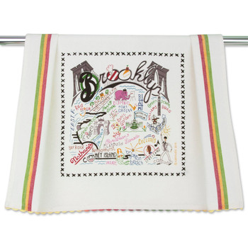 Catstudio Brooklyn Dish Towel