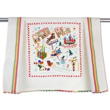 Catstudio North Pole 1 Dish Towel