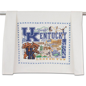 Catstudio Kentucky University of Collegiate Dish Towel