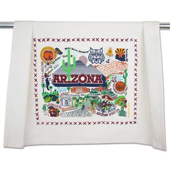 Catstudio Arizona University of Collegiate Dish Towel