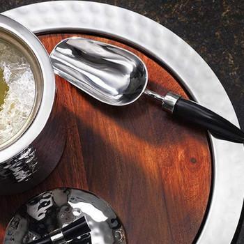 Mary Jurek Sierra Collection Ice Scoop with Wood Handle