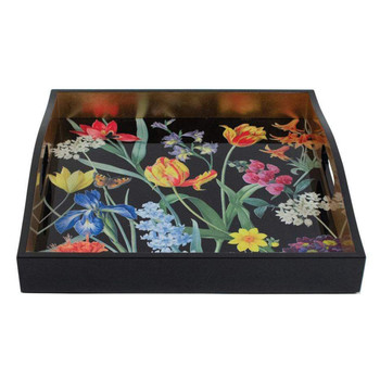 Caspari Lacquer Bar Tray