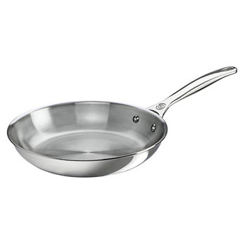 Le Creuset 10in Stainless Steel Fry Pan