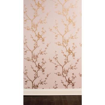 Tempaper Bird Watching Wallpaper