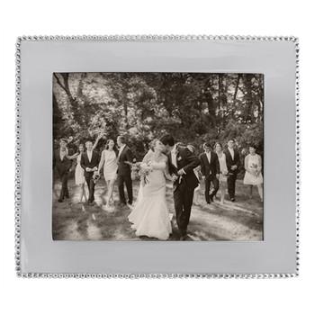 Mariposa 8 x 10 Beaded Engravable Frame