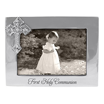 Mariposa 4 x 6 First Holy Communion Frame