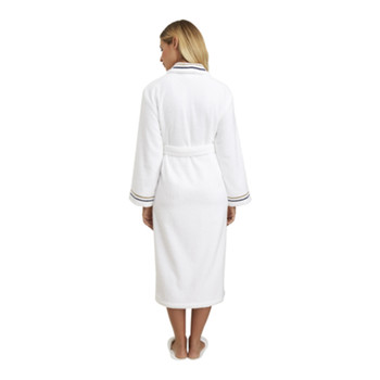 Yves Delorme Escale Shawl Collar Bath Robe