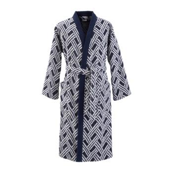 Yves Delorme Naussica Kimono Bath Robe