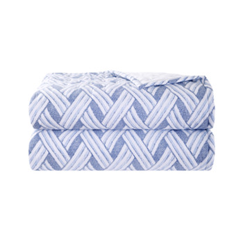 Yves Delorme Naussica Quilted Coverlet