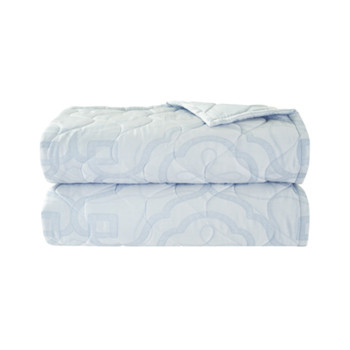 Yves Delorme Odyssee Quilted Coverlet