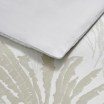 Yves Delorme Palmea Quilted Coverlet