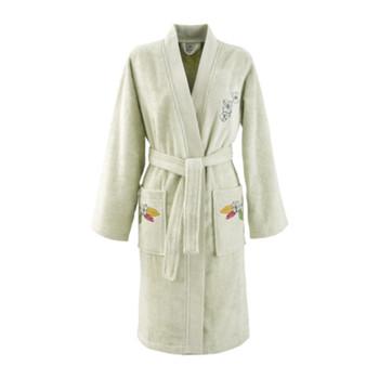 Yves Delorme Riviera Kimono Bath Robe