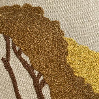 Yves Delorme Parasol Decorative Pillow