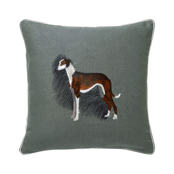 Yves Delorme 18 x 18 Iosis Earl Decorative Pillow