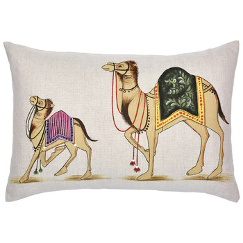 John Robshaw 12 x 18 Apakata Decorative Pillow with Insert