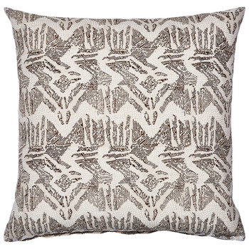 John Robshaw 22 x 22 Dulina Decorative Pillow with Insert