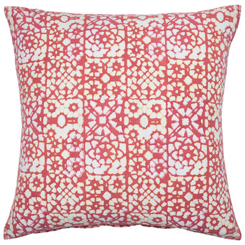 John Robshaw 22 x 22 Posita Decorative Pillow with Insert