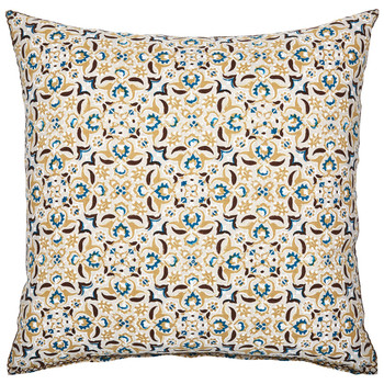 John Robshaw 22 x 22 Visada Decorative Pillow with Insert