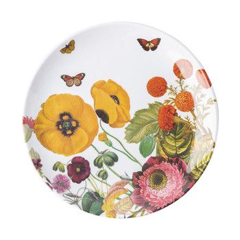 Juliska Field of Flowers Melamine 9 in Salad Plate