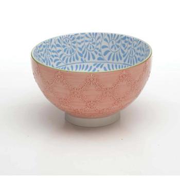 Zafferano America Tue Textured Bowl