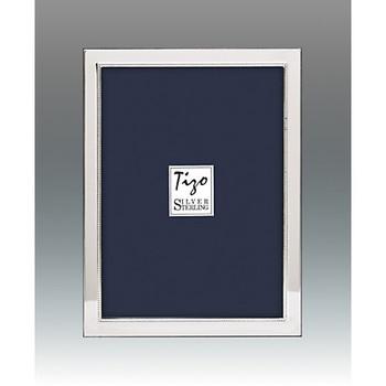 Tizo Narrow Bead Sterling Frames