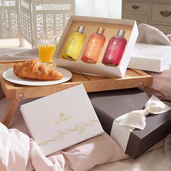 Molton Brown Floral & Citrus Shower Gel Limited Edition Gift Set of 3