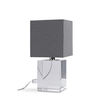 Regina Andrew Mini Crystal Block Lamp